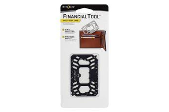 Nite Ize Financial Tool Multi-Tool Card - Black
