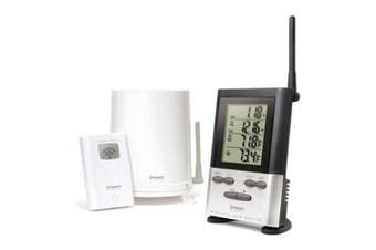 Oregon Scientific Wireless Remote Rain Gauge w/ Outdoor Temperature (RGR126N)