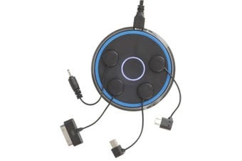 TechBrands 4-in-1 Magnetic Charging Hub