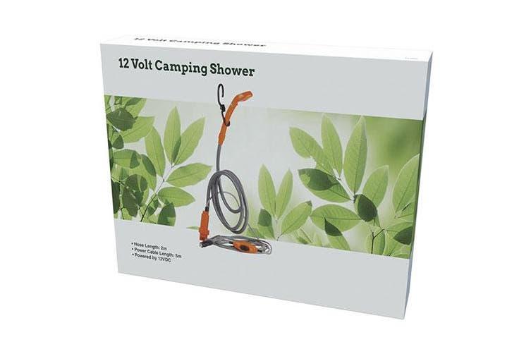 TechBrands Camping Shower