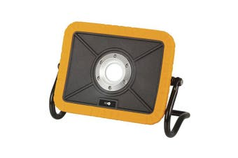 TechBrands Rugged Slim Rechargeable LED Work Light - 20W 1800Lm