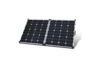 TechBrands Powertech 12V Folding Solar Panel w/ 5M Lead - 160W