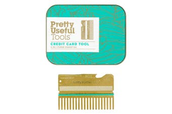 Pretty Useful Tools Credit Card Tool (Gold)