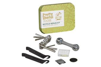 Pretty Useful Tools Bicycle Repair Kit (Sunrise Yellow)