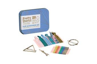 Pretty Useful Tools Hair Accessories Set (Azure Sky)