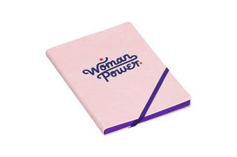 Yes Studio A5 Notebook - Woman Power