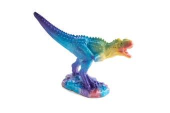 Dino Island Rainbow Allosaurus Table Lamp