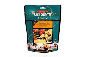 Back Country Cuisine Classic Beef Curry