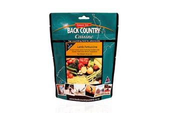 Back Country Cuisine Lamb Fettuccine