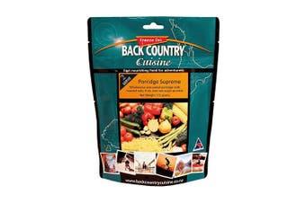 Back Country Cuisine Porridge Supreme