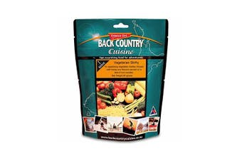 Back Country Cuisine Vegetarian Stirfry