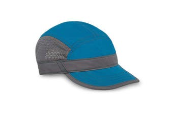 Sunday Afternoons Crushin'It Sun Cap - Blue/Charcoal