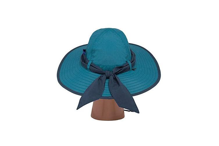 Sunday Afternoons Womens Waterside Hat - Mountain Jade