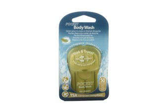 Paper Travel Soap - Body Wash