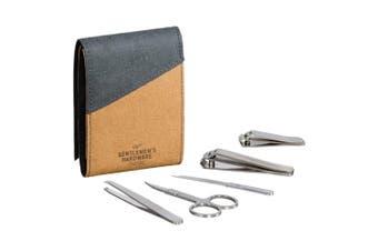 Gentlemen's Hardware Manicure Kit (Recyled Leather)