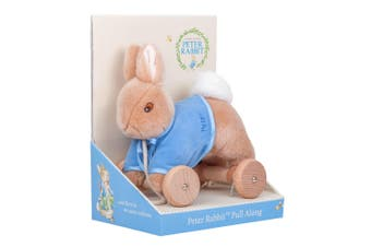 Beatrix Potter Pull Along Toy Peter Rabbit