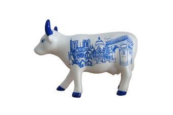 Cow Parade Paris Cow (Medium)