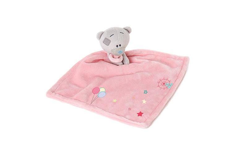 Me To You Tiny Tatty Teddy Comforter - Girl