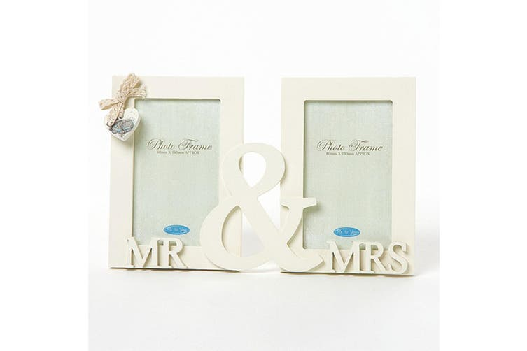 Me To You Wedding Mr & Mrs Frame