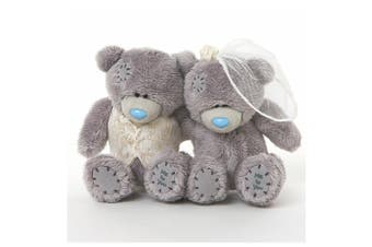 "Me To You Wedding 4"" Set Mr & Mrs Teddy Bear Set"