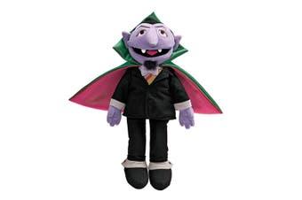 Sesame Street Count Von Count Soft Toy