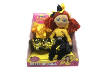 Wiggles Dress Up Emma 40cm