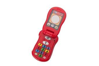 Wiggles Flip & Learn Phone