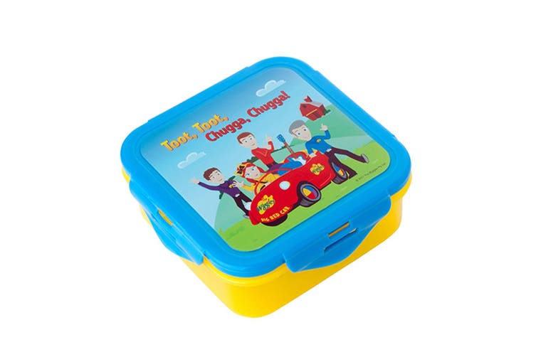 Wiggles Lunch Box II