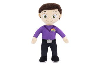 Little Wiggles Lachy Rattle