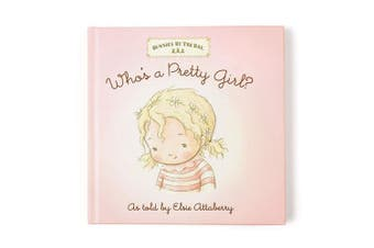 Bunnies By The Bay Book - A Pretty Girl