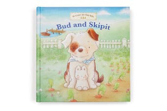 Bunnies By The Bay Book - Bud And Skipit