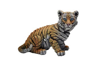Edge Sculpture Figure - Tiger Cub
