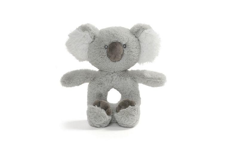 Gund Baby Toothpick Koala Plush - Ring Rattle