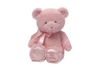 Gund My First Teddy - Pink 25cm