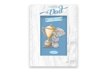 Me To You Fathers Day Frame - Best Dad