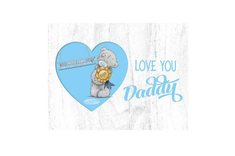Me To You Fathers Day Frame - Love You Daddy