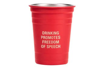 Say What Metal Cup - Freedom Speech