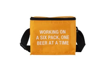 Say What Small Cooler Bag - Six Pack
