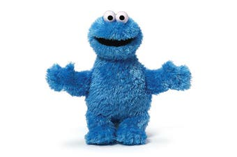Sesame Street Small Soft Toy - Cookie Monster