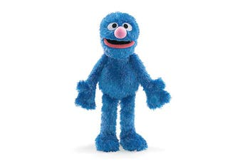 Sesame Street Small Soft Toy - Grover