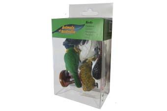 Animals of Australia Box of 5 Birds
