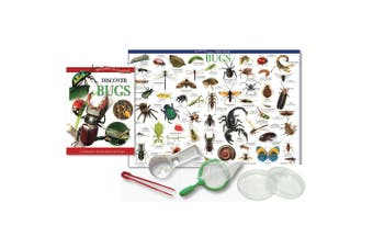 Wonders of Learning Discover Bugs Tin Set