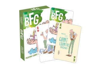 Roald Dahl the BFG Playing Cards