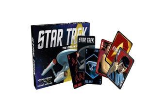 Star Trek Playing Card Box Set of 2