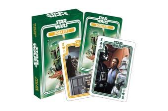 Star Wars Boba Fett Playing Cards