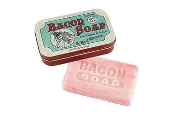 Archie McPhee Bacon Soap
