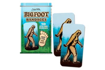 Archie McPhee Bigfoot Bandages
