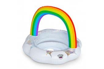 BigMouth Lil' Pool Float - Rainbow