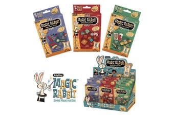 Schylling Magic Rabbit Assorted Magic Tricks