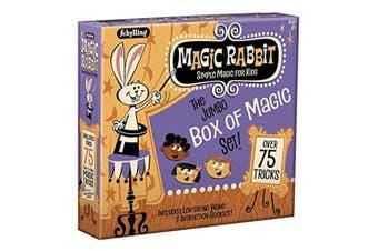 Schylling Magic Rabbit Jumbo Box of Magic Tricks